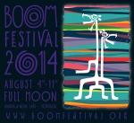 Boom festival 2014 logo